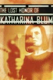 The Lost Honor of Katharina Blum streaming vf