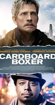 Cardboard Boxer streaming vf