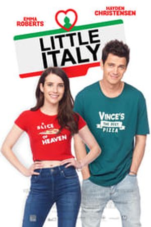Little Italy 2018 bluray film complet