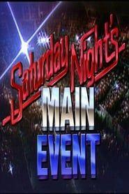 Saturday Night's Main Event streaming vf