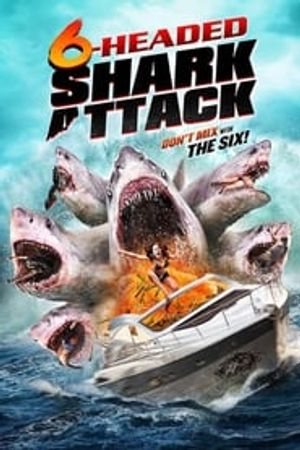 6-Headed Shark Attack 2018 bluray film complet