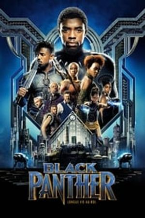 Black Panther 2018 bluray film complet