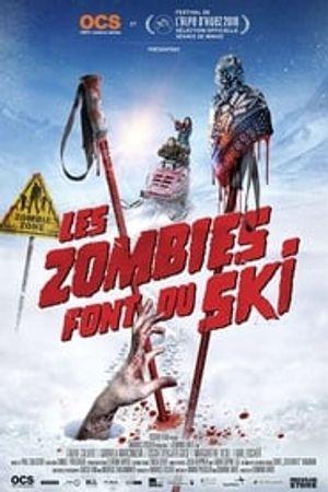 Les Zombies font du Ski 2016 film complet