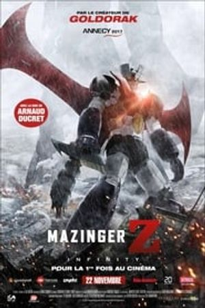 Mazinger Z 2017 film complet