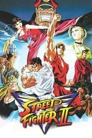 Street Fighter II: V streaming vf
