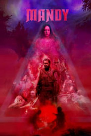 Mandy 2018 film complet