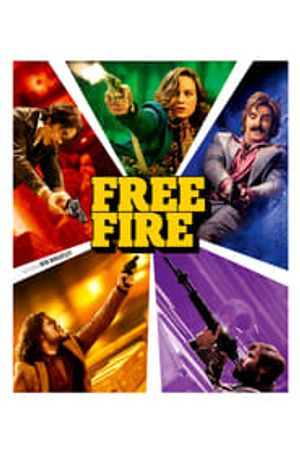 Free Fire 2017 bluray film complet