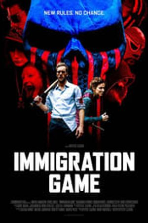 Immigration Game 2017 bluray film complet