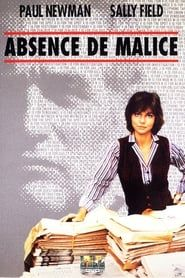Absence de malice streaming vf
