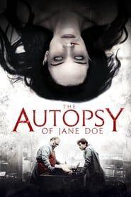 The Autopsy of Jane Doe streaming vf