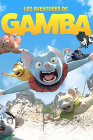 Les aventures de Gamba 2015 film complet