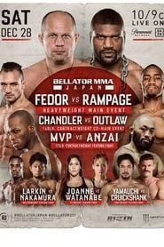 Bellator 237: Fedor vs. Rampage streaming vf