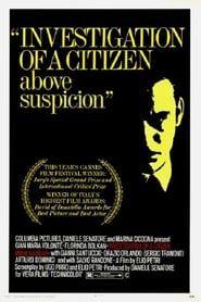 Investigation of a Citizen Above Suspicion streaming vf