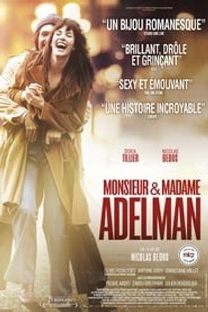Monsieur & Madame Adelman 2017 bluray film complet