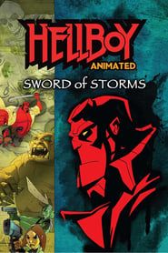 Hellboy Animated: Sword of Storms streaming vf