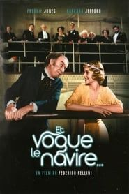 Et vogue le navire streaming vf