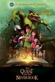 Peter Pan: The Quest for the Never Book streaming vf