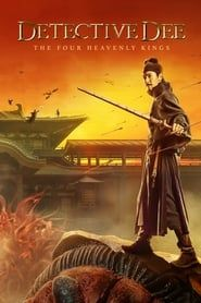 Detective Dee: The Four Heavenly Kings streaming vf