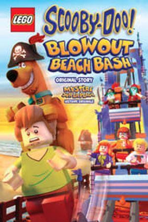 Lego Scooby-Doo! Mystère sur la Plage 2017 bluray film complet