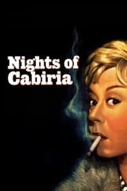 Nights of Cabiria streaming vf