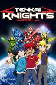 Tenkai Knights streaming vf