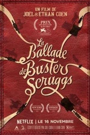 La Ballade de Buster Scruggs 2018 bluray film complet