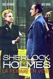 Sherlock Holmes et la femme en vert streaming vf