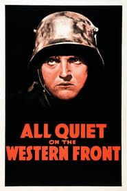 All Quiet on the Western Front streaming vf