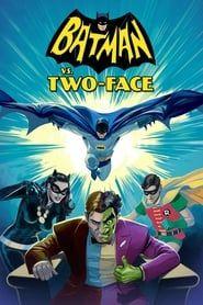 Batman vs. Two-Face streaming vf