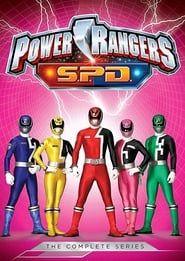 Power Rangers S.P.D streaming vf