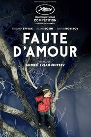 Faute d'amour streaming vf