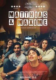 Matthias & Maxime streaming vf