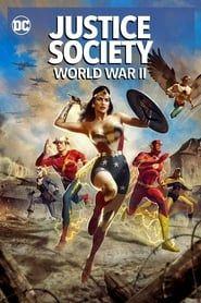 Justice Society: World War II 1992