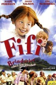 Fifi Brindacier chez les pirates