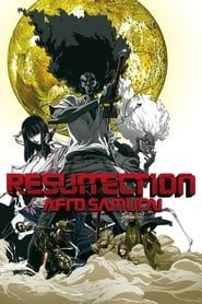 Afro Samurai Resurrection