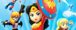 LEGO DC Super Hero Girls : Le Collège Des Super-Méchants online