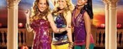 The Cheetah girls 3 - Un monde unique online