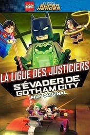 LEGO DC Comics Super Héros, la ligue des justiciers : S'évader de Gotham City