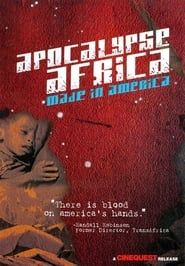 Apocalypse Africa: Made in America streaming
