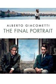 Alberto Giacometti, The Final Portrait streaming