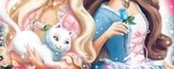 Barbie dans cœur de princesse online