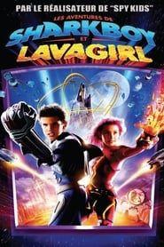 Les aventures de Sharkboy et Lavagirl 2015