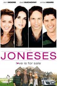 La Famille Jones streaming