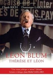 Léon Blum : Thérèse et Léon streaming