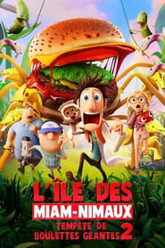 L'Île des Miam‐nimaux: Tempête de boulettes géantes 2