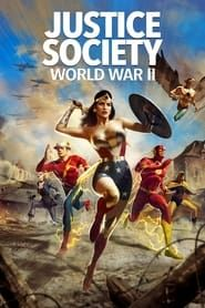 Justice Society : World War II 2021