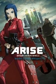 Ghost in the Shell Arise - Border 2 : Ghost Whispers streaming