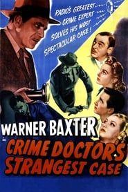 The Crime Doctor's Strangest Case streaming