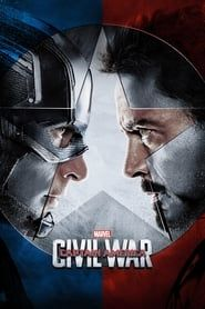Captain America : Civil War 2015