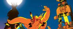 Astérix et les Indiens online